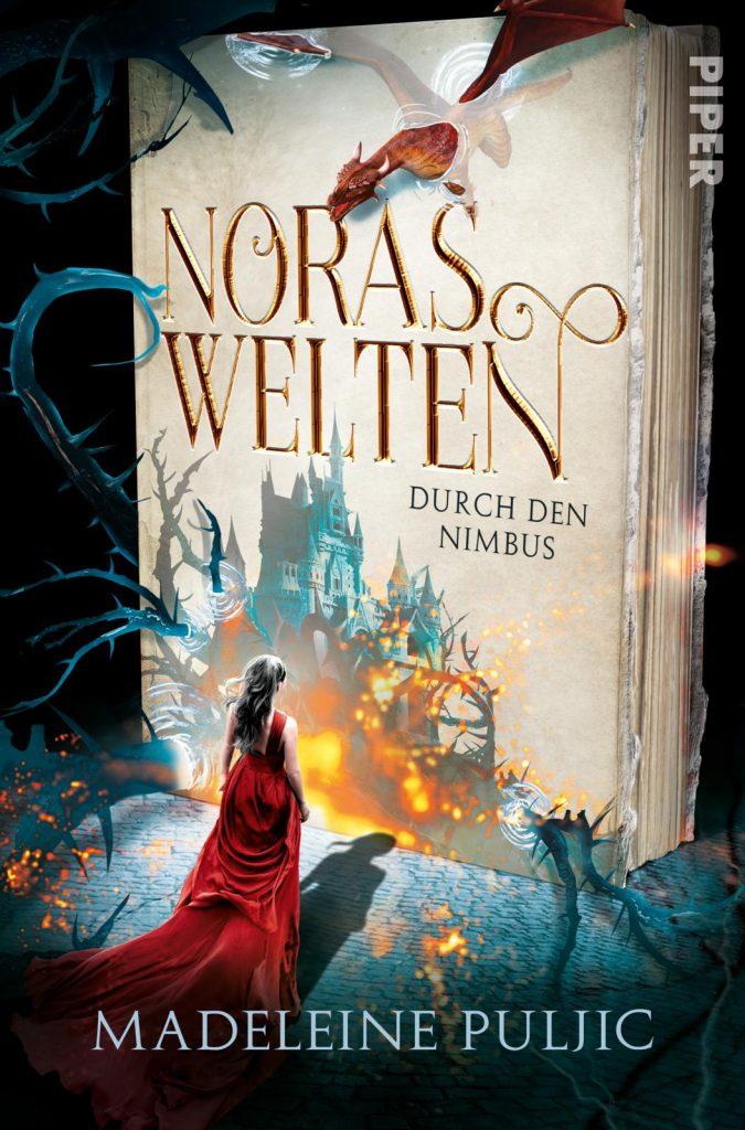 Noras Welten Madeleine Puljic Piper Verlag Buch Neuerscheinungen inspirited books