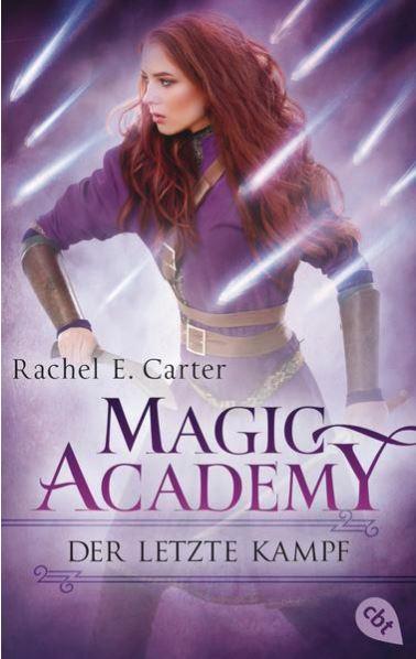 Magic Academy Rachel E. Carter cbt cbj Verlag Randomhouse Buch Neuerscheinung inspirited books