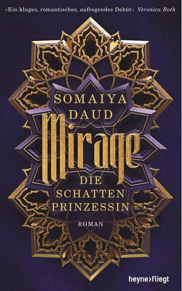 Mirage Somaiya Daud Heyne Verlag Randomhouse Buch Neuerscheinungen inspirited books