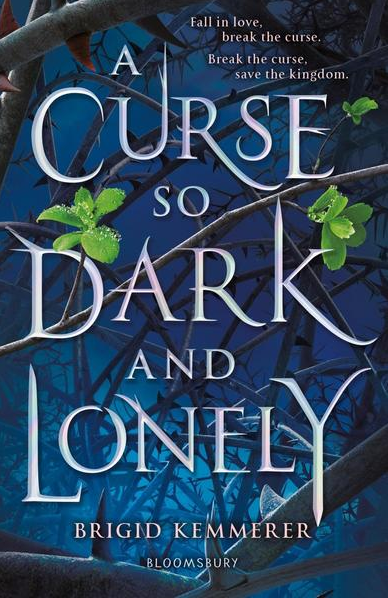 a curse so dark and lonely brigid kemmerer bloomsbury publishing rezension inspirited books