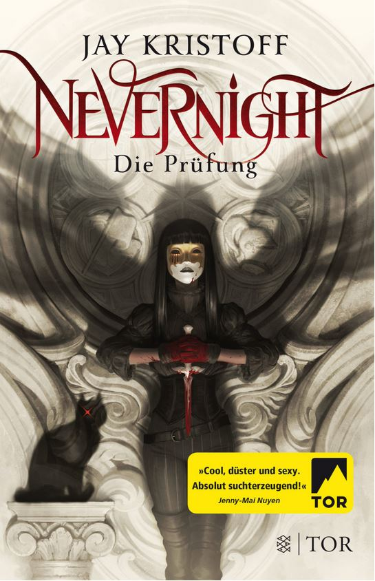 nevernight jay kristoff fischer verlage rezension inspirited books buchcover