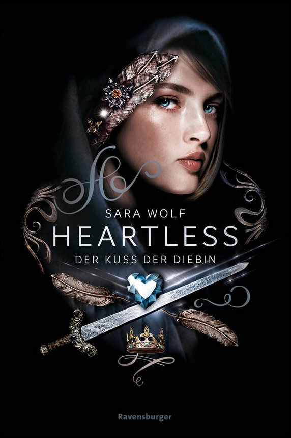 heartless sara wolf ravensburger verlag buch rezension inspirited books