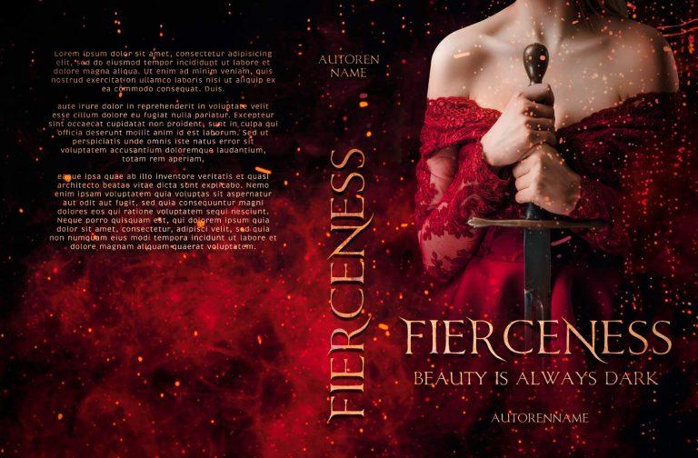 Fierceness Premade Cover