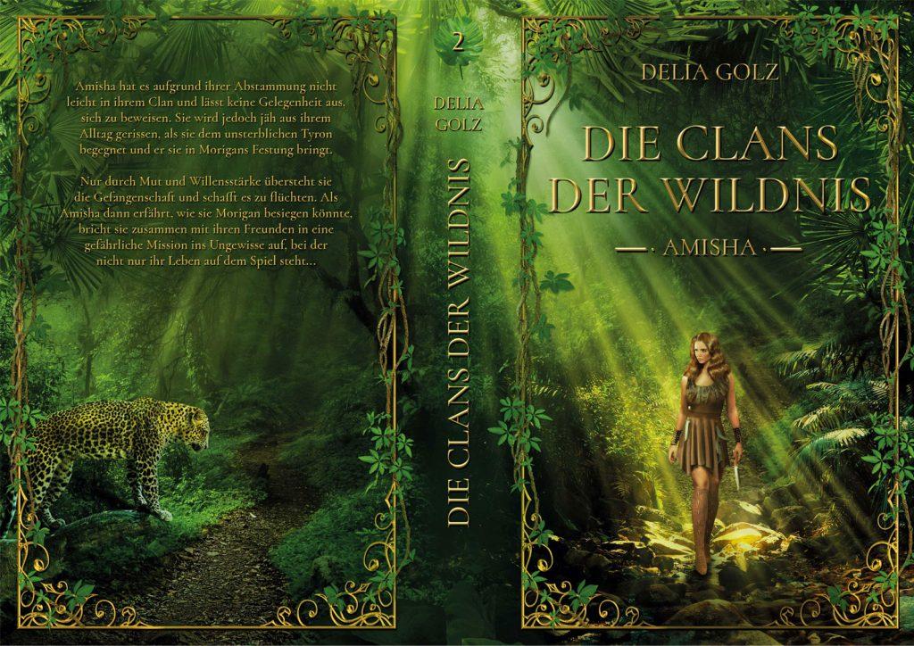 Die Clans der Wildnis Band 2